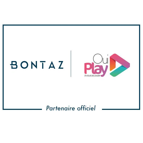 Bontaz official partner of OuiPlay